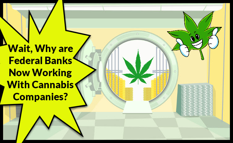 federal banks and cannabis