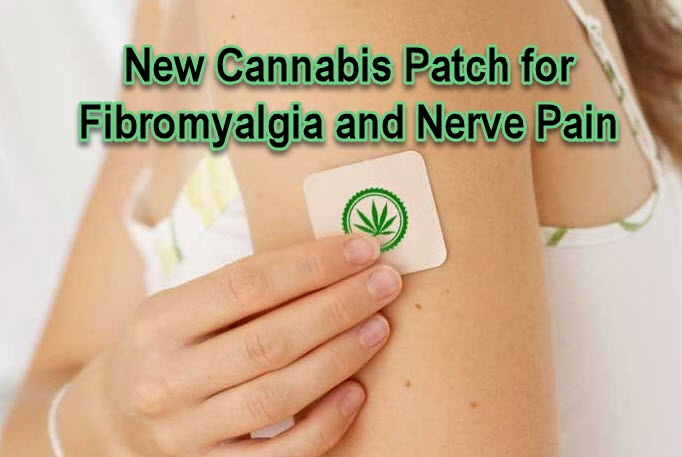 MARIJUANA PATCHES FOR FIBROMYALGIA