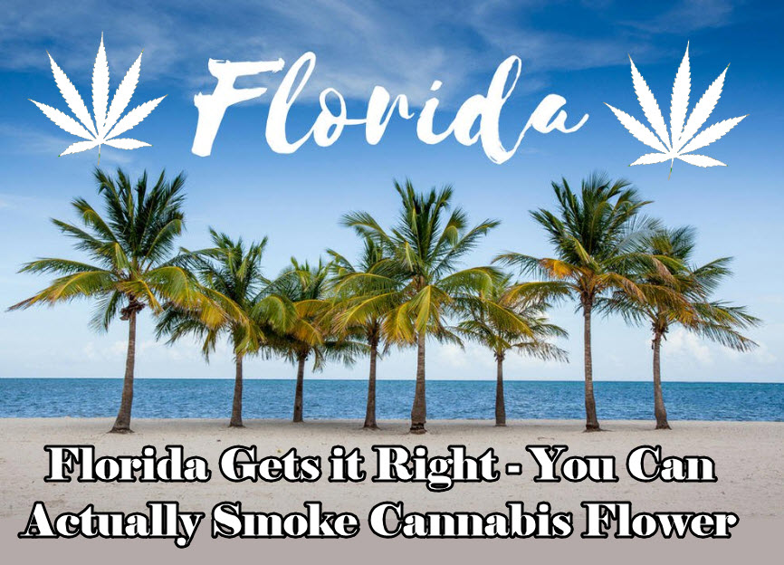 FLORIDA TO ALLOW SMOKABLE CANNABIS FLOWER