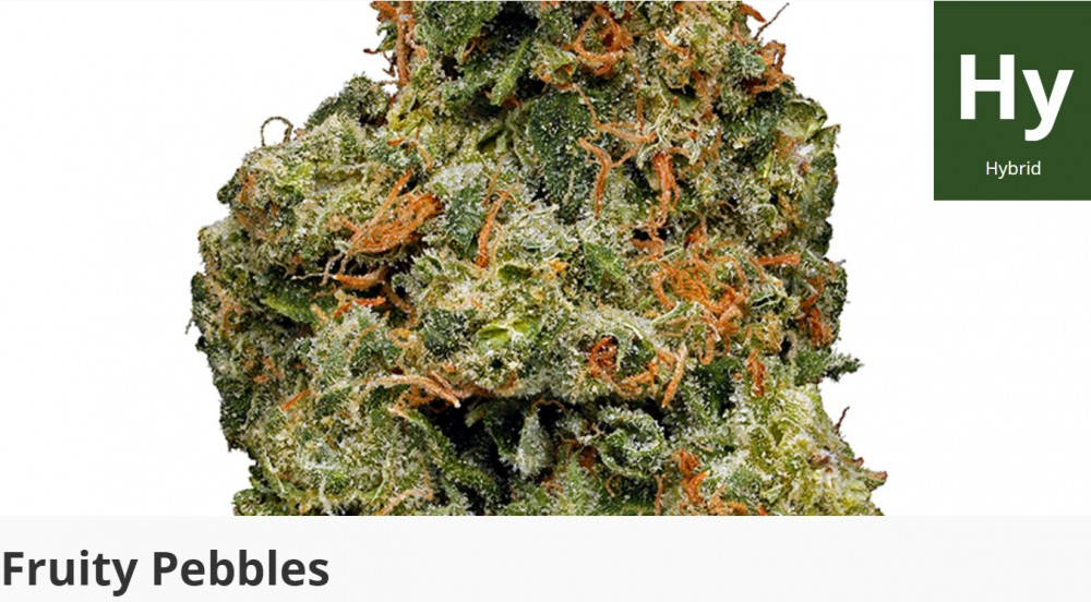 fruity pebbles strain