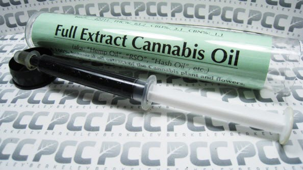 cannabis extract oil
