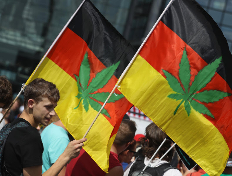 GERMAN CANNABIS RULES