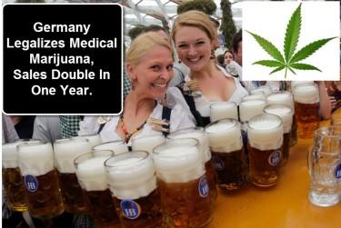 GERMANY LEAGLIZES MEDICAL MARIJUANA