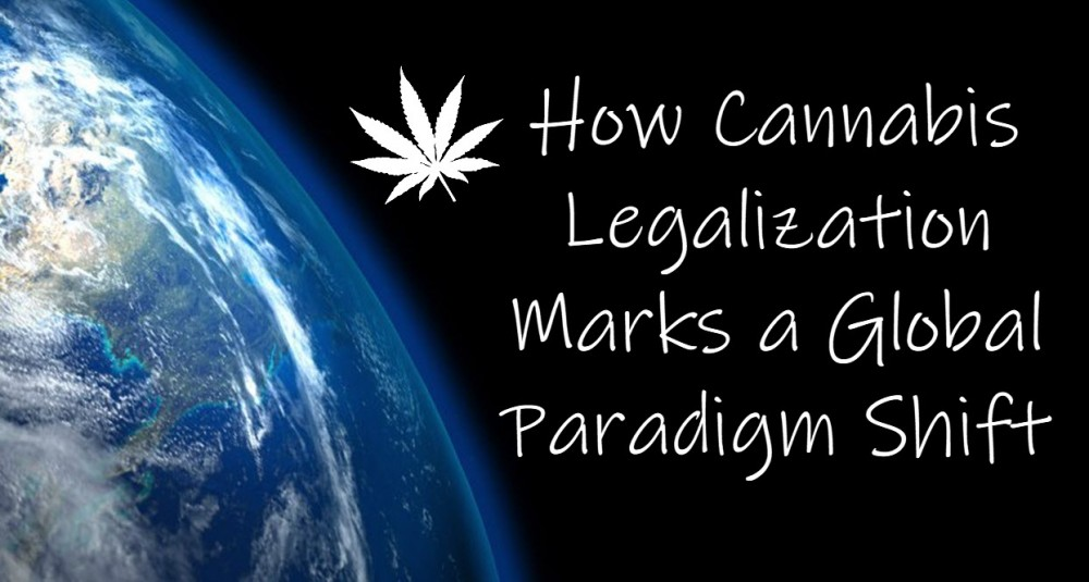 LEGALIZATION PARADIGM SHIFT