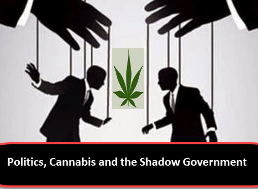 CANNABIS GOVERNMENT SHADOW