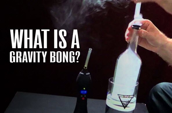 HOW TO MAKE A GRAVITY BONG