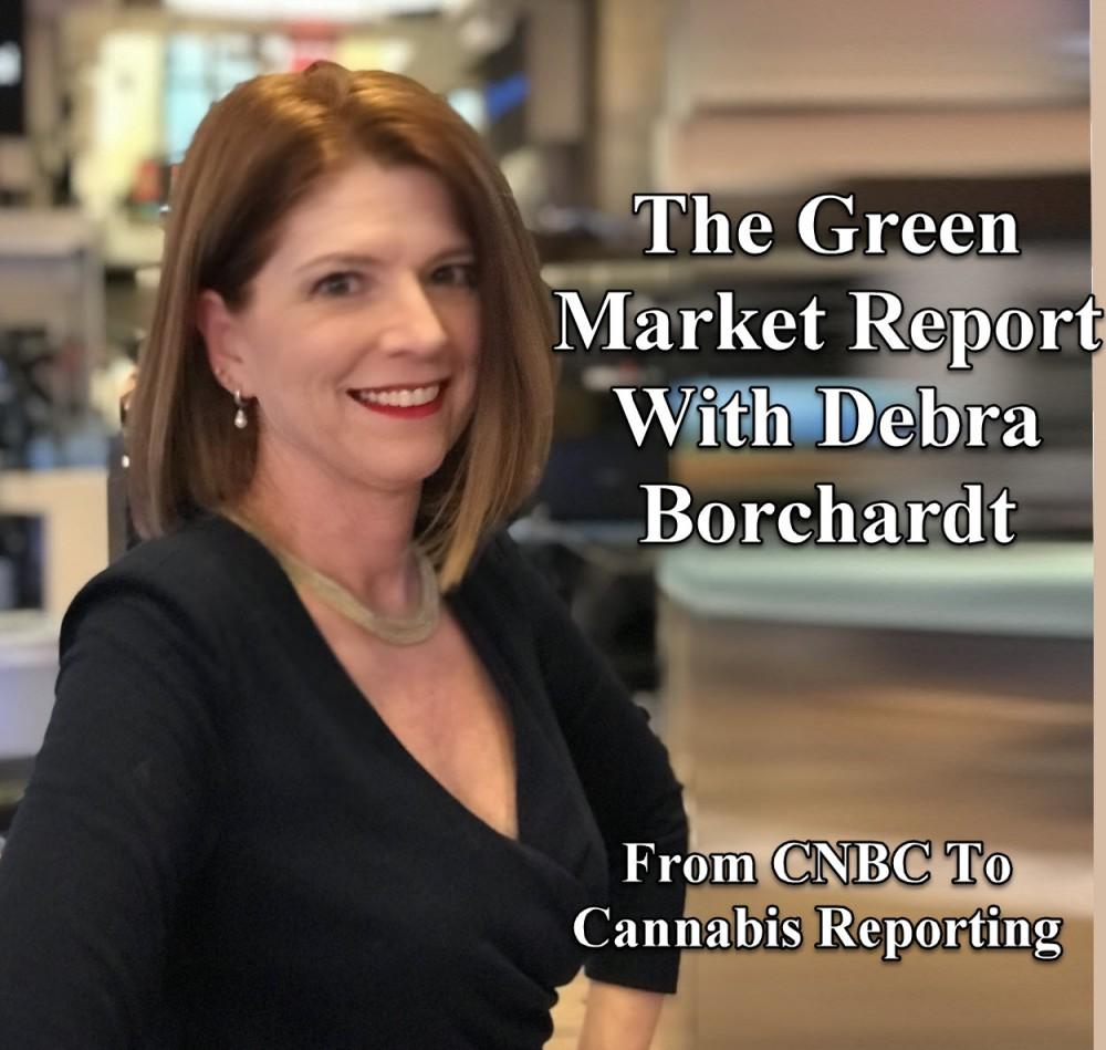 Debra Borchardt marijuana news