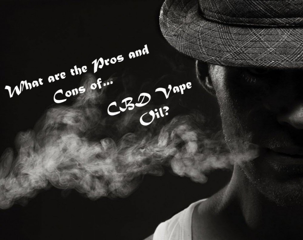 hd wallpaper of a guy in a hat b - Should You Vape CBD? What are the Pros and Cons of CBD Vape Oil?