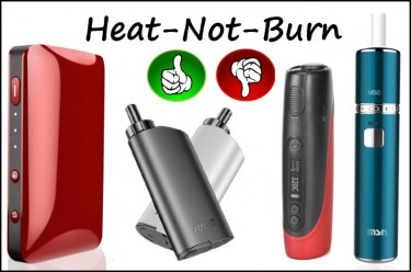 heat not burn devices for marijuana