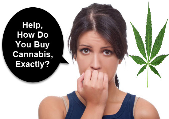 how do you buy cannabis