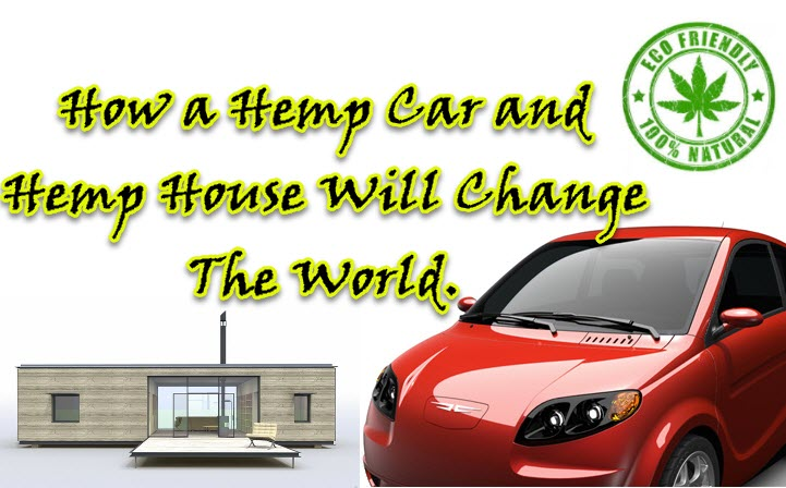 hemp car hemp house