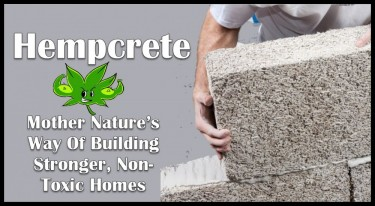 WHAT IS HEMPCRETE AND HOW IS IT MADE