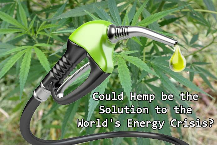 hemp fuel energy