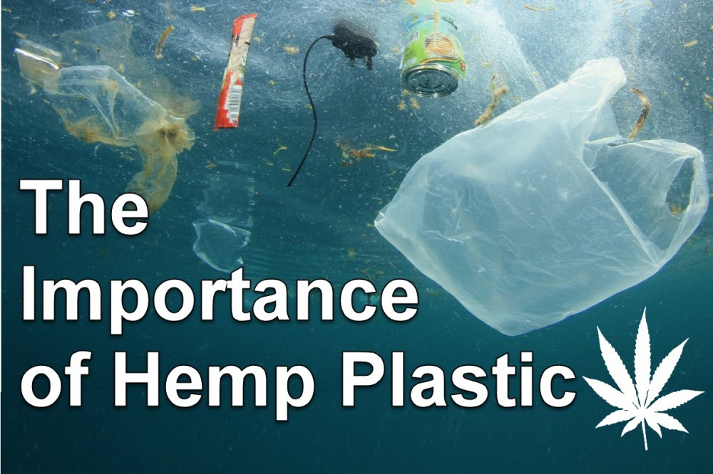 HEMP PLASTICS TO SAVE THE OCEAN