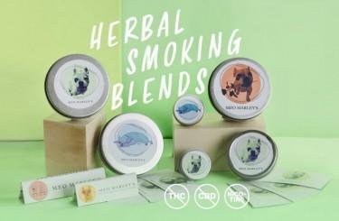 herbal smoking blends meo marley