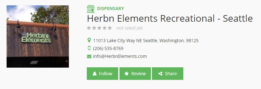 herbnelements dispensary