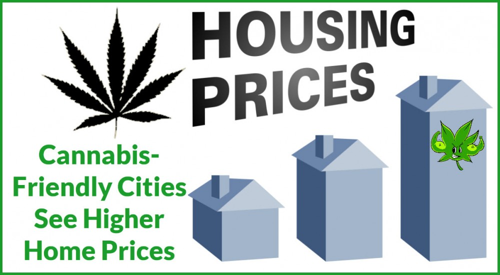 CANNABIS EFFECT ON HOME PRICES