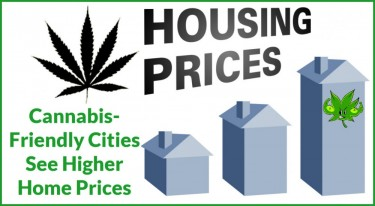 HOME PRICES CANNABIS LEGALIZATION