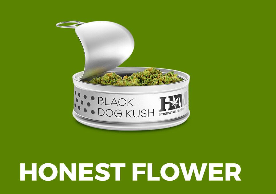 organic honest marijuana