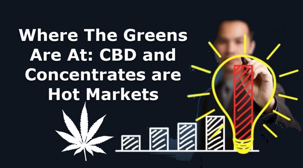 hot cannabis markets
