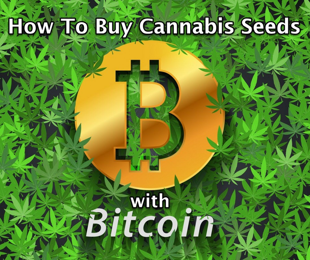 cannabis seeds bitcoin sales
