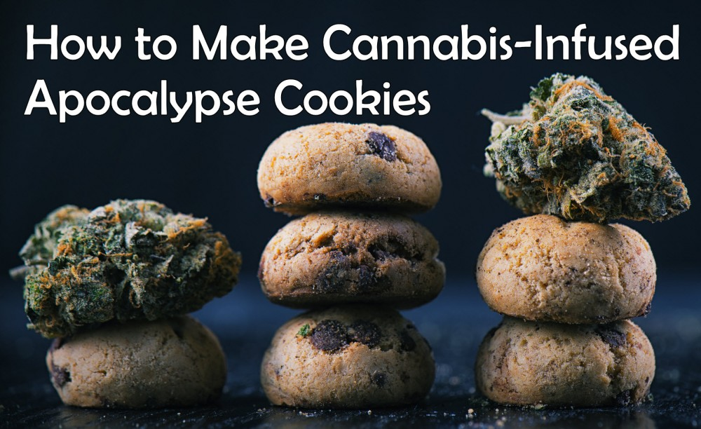 cannabis infused cookies