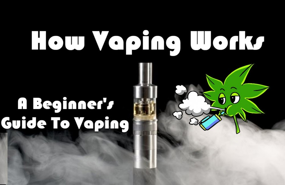 HOW DOES VAPING WORK