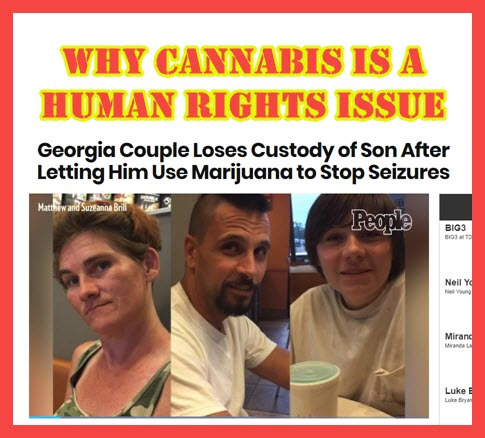 HUMAN RIGHTS AND CANNABIS