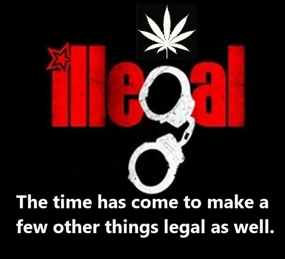 ILLEGAL FREEDOM