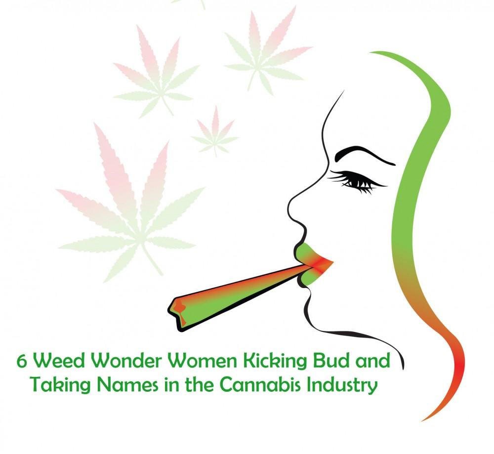 influential women in cannabis