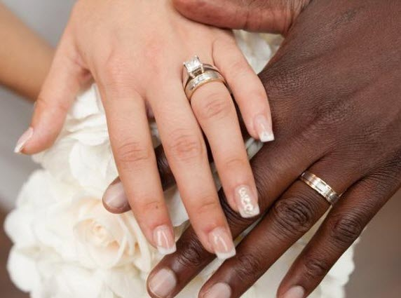 interacial marriages