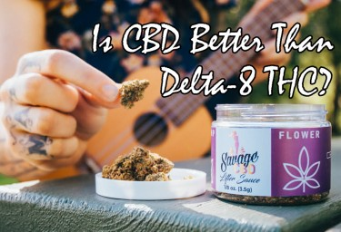is cbd better than delta 8 thc