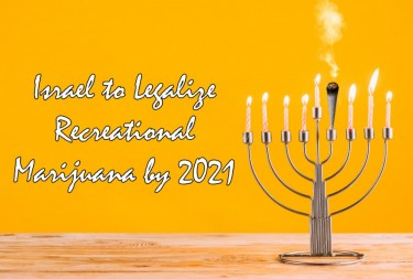 Israel legalizes recreational marijuana in 2021