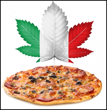 ITALY LEGALIZES MARIJUANA