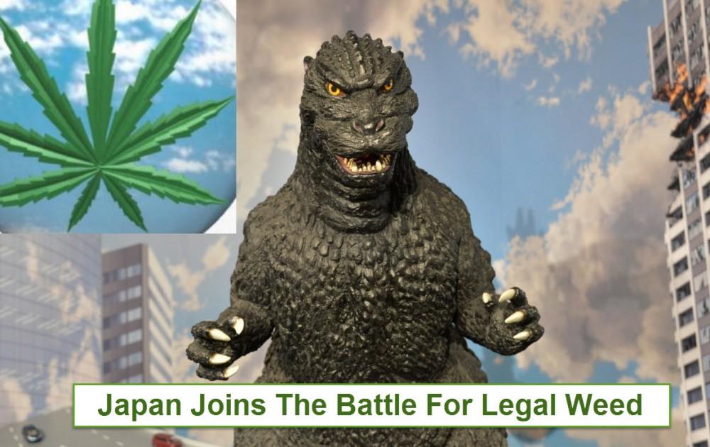 JAPAN FOR LEGAL CANNABIS