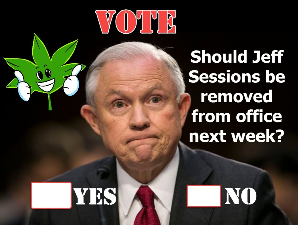 JEFF SESSION ON MARIJUANA