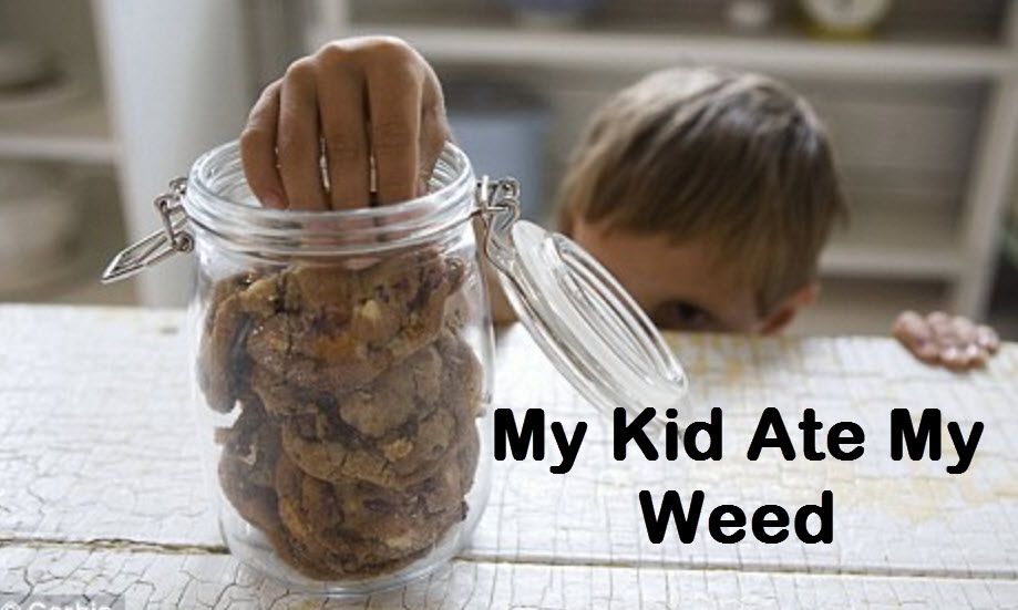 KID ATE MARIJUANA