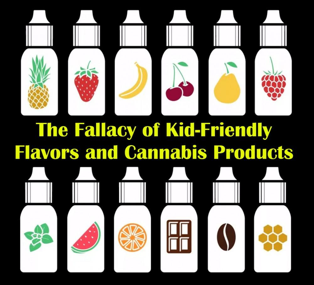 kidfriendlyflavors - Will California Ban Flavored Cannabis Vapes?