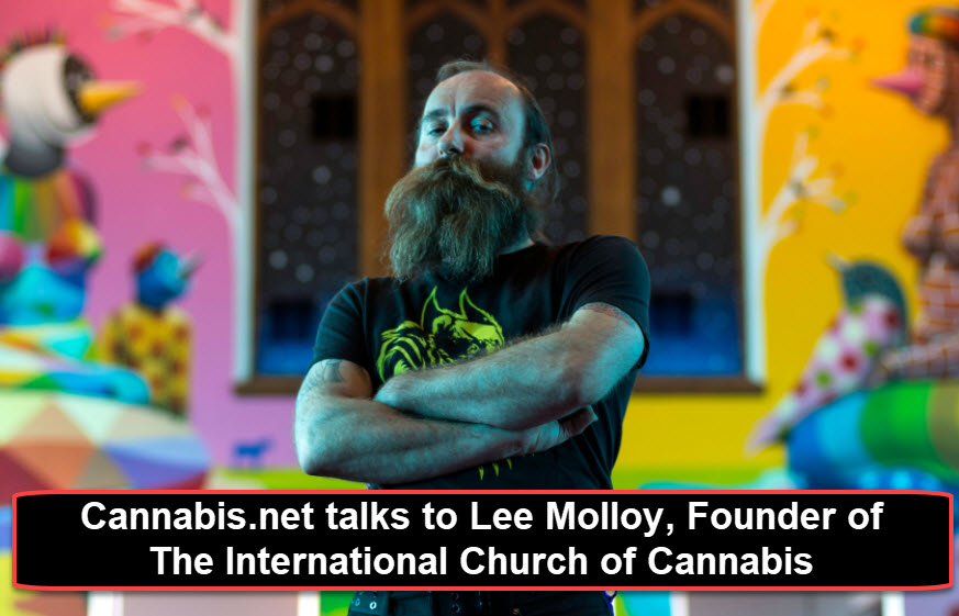lee malloy cannabis church