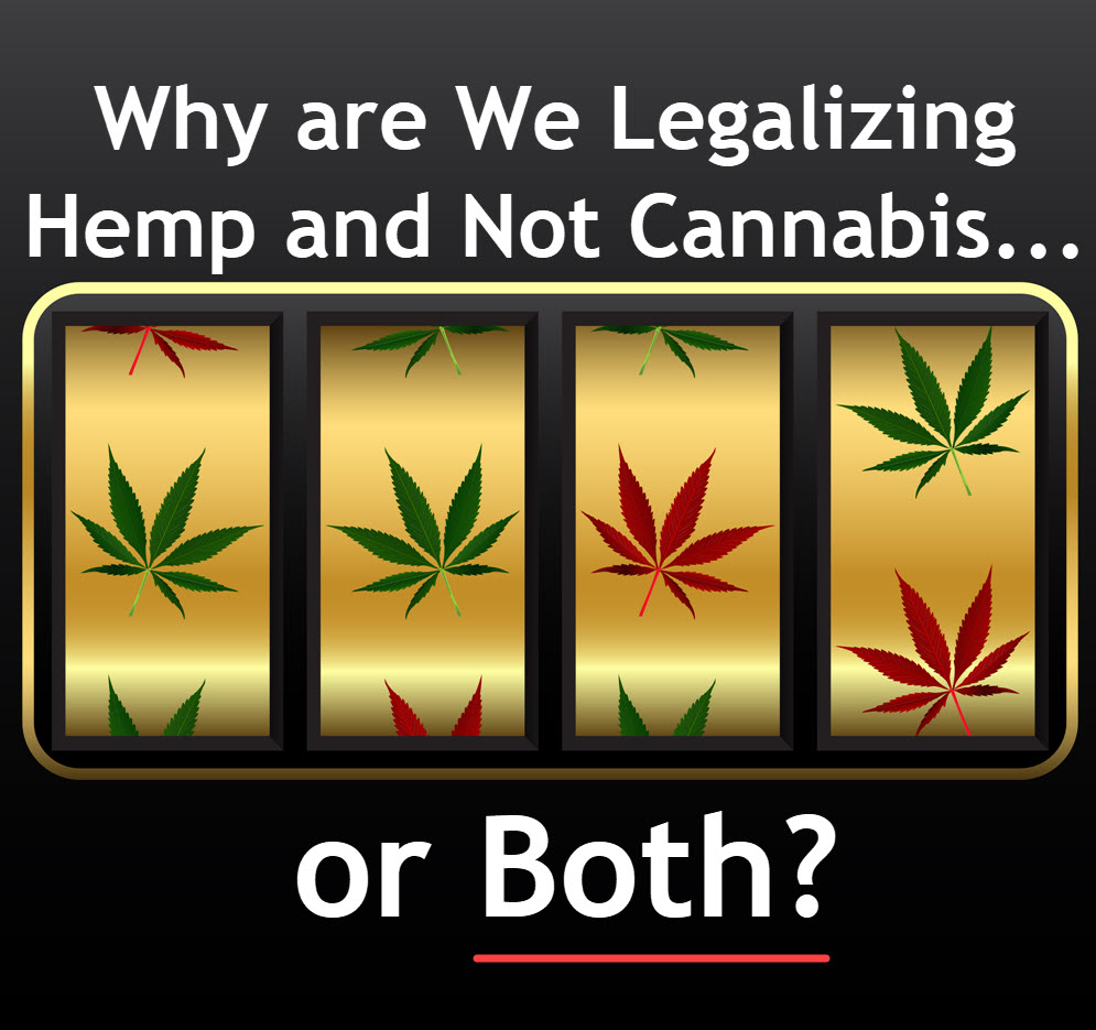 hemp legalized but not marijuana