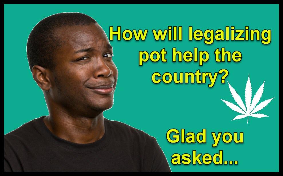 SHOULD WE LEGALIZE MARIJUANA