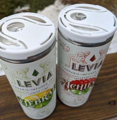 LEVIA THC DRINKS