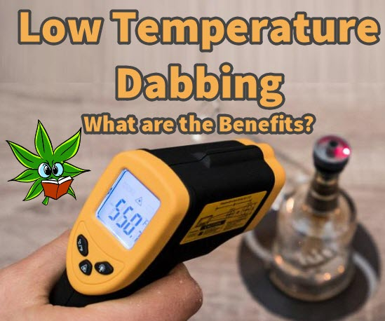 LOW TEMPERATURE DABBING