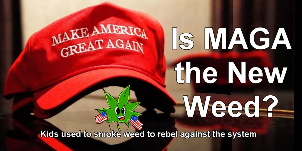 MAGA CANNABIS INDUSTRY