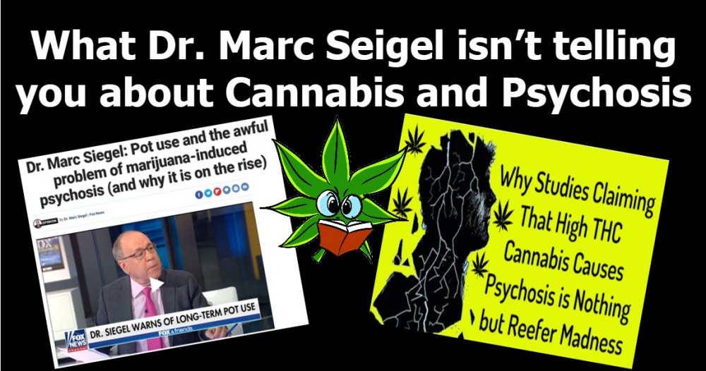 marc seigel cannabis