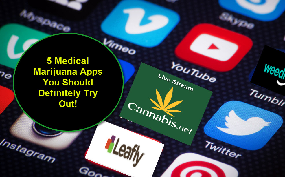 cannabis apps