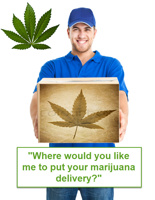 WHERE CAN YOU GET MARIJUANA DELIVERED