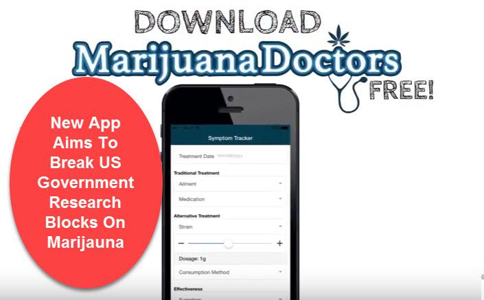 MARIJUANA DOCTORS APP