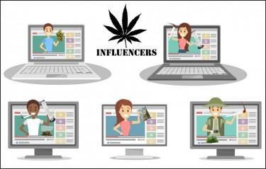 marijuana influencers