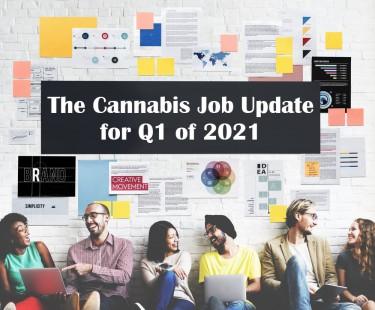 cannabis jobs report